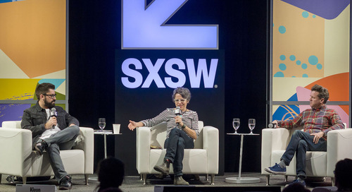 Laura Ballance & Mac McCaughan of Superchunk at 2018 SXSW Featured Session [Video]