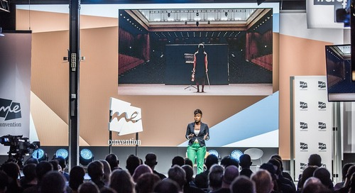 Local Entrepreneurs and Global Startups Journey to me Convention 2019 in Frankfurt
