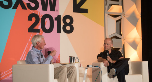 The Future and Science of Psychedelics Featured Session at SXSW 2018 [Video]