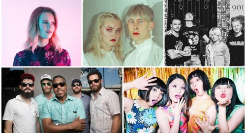 Announcing 240 Showcasing Artists for the 2019 SXSW Music Festival