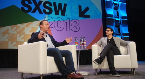 Creating a Purpose-Driven Brand by Design with A.J. Hassan and Todd Kaplan at SXSW 2018 [Video]