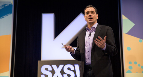 "Daniel Pink's ""The Scientific Secrets of Perfect Timing"" Featured Session at SXSW 2018 [Video]"