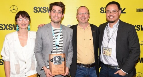 Filmmaker Jim Cummings Talks About His SXSW 2018 Narrative Feature Jury Winner Thunder Road