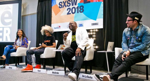 600+ Sessions Announced for the 2019 SXSW Conference