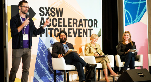 2019 Judges Announced for SXSW Pitch