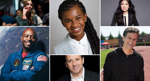 Leland Melvin, Marley Dias, Timothy Shriver & More Announced for SXSW EDU