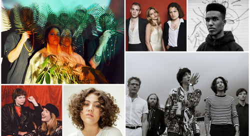 240+ Showcasing Artists Including Deerhunter, Mr. Eazi, Nadine Shah and More for SXSW 2019
