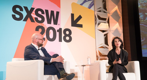 Shapeshifting Materials, the Surveillance State, and Machine Listening: Intelligent Future Track Sessions for SXSW 2019