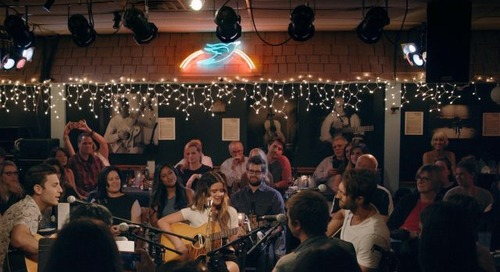 Brian Loschiavo Gives You An Inside Look At The Bluebird Cafe – SXSW Filmmaker In Focus