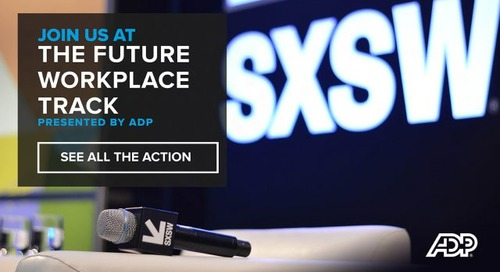 Top 5 Things You Won't Want to Miss at This Year's Future Workplace Track