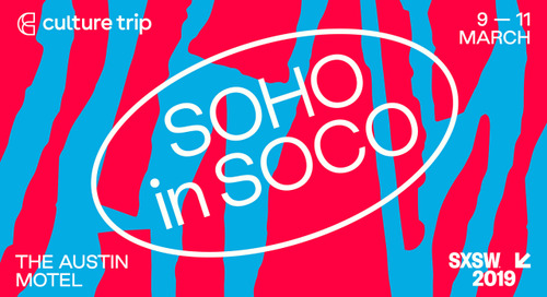 Culture Trip Brings SoHo Vibes to SoCo