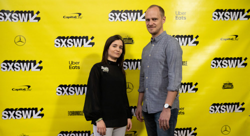 Waad al-Kateab and Edward Watts Talk About Their Documentary on Syria – SXSW Filmmaker In Focus