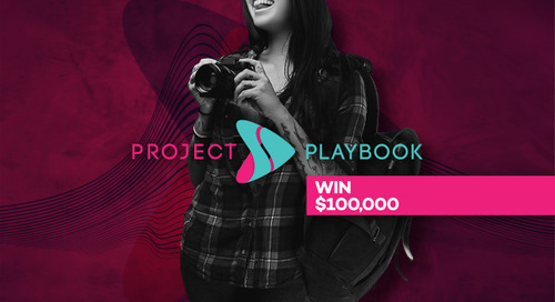 $100,000 Up For Grabs in the World's Largest Digital Talent Search, Powered By Playbook Hub