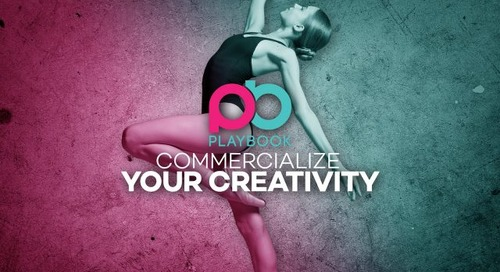 Playbook Hub, the platform for artists to commercialize creativity
