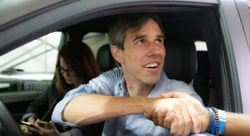 Director David Modigliani Follows Beto O'Rourke Behind the Scenes – SXSW Filmmaker In Focus