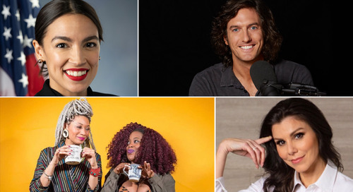 SXSW Podcast Stage 2019 Lineup Features Tea with Queen and J., What Really Happened with Andrew Jenks, Heather Dubrow's World & More