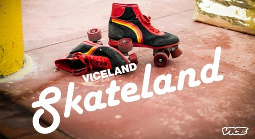 VICE Hosting 4-Day, Pop-Up Rollerskating Party with DJs, Vice Live, and More