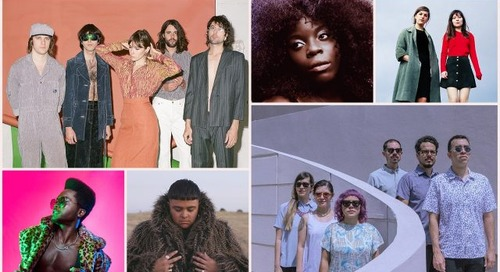 2019 SXSW Radio Day Stage and International Day Stage Lineups