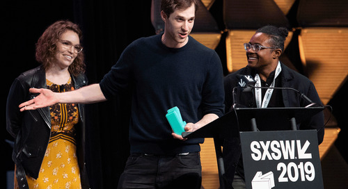 Apply to the SXSW Interactive Innovation Awards – Final Deadline November 15