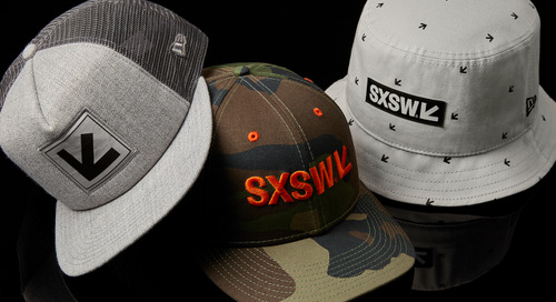 Explore the Official 2019 SXSW Headwear Collection by New Era Cap!