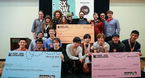 2019 SXSW Hackathon Winners Announced