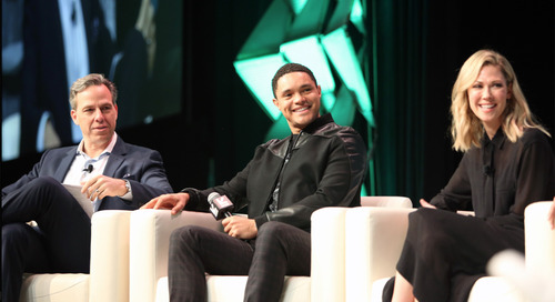 Trevor Noah and The Daily Show News Team on Changing Media at SXSW 2019 [Video]
