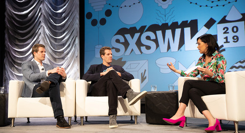 Cameron and Tyler Winklevoss at SXSW 2019 [Video]