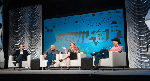 Blockchain Deathmatch: A Debate on Private Versus Public Blockchains at SXSW 2019 [Video]