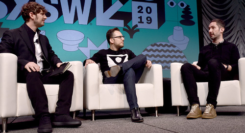 Instagram Founders Kevin Systrom & Mike Krieger with Josh Constine at SXSW 2019 [Video]