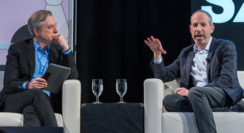 NBC News' Noah Oppenheim and Los Angeles Times' Stephen Battaglio at SXSW 2019 [Video]