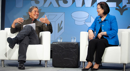 Senator Mazie Hirono with Guy Kawasaki at SXSW 2019 [Video]