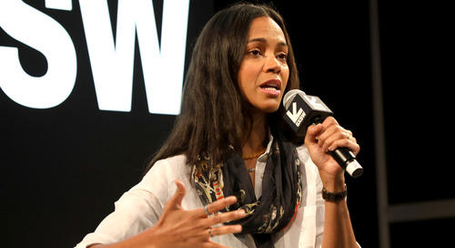 Changing the Narrative with Zoe Saldana at SXSW 2019 [Video]