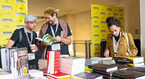 Your Summer Reading List of Bestsellers from 2021 SXSW Speakers