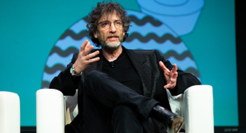 Neil Gaiman on Taking Good Omens from Book to Screen [Video]