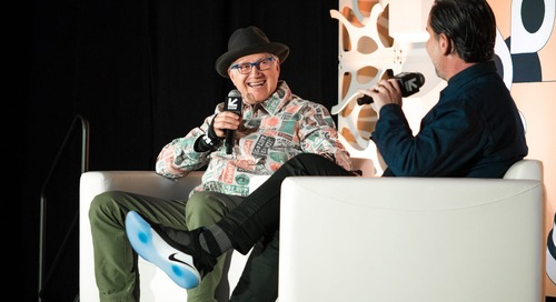 Tinker Hatfield on Design with Scott Dadich at SXSW 2019 [Video]
