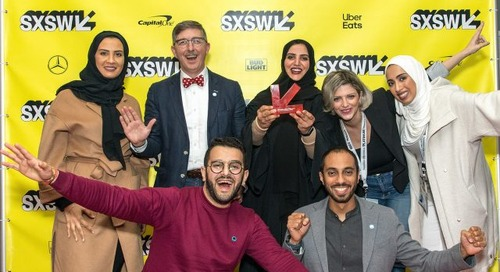Apply to the SXSW Interactive Innovation Awards: Early Deadline Extended to September 8
