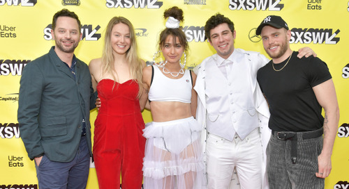 Director Jeremy Teicher on Olympic Dreams World Premiere – SXSW Filmmaker In Focus