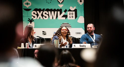 Vote on SXSW PanelPicker® Sessions Through November 20