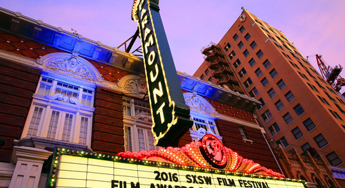 The Paramount Theatre: Austin's Thriving Cultural Landmark
