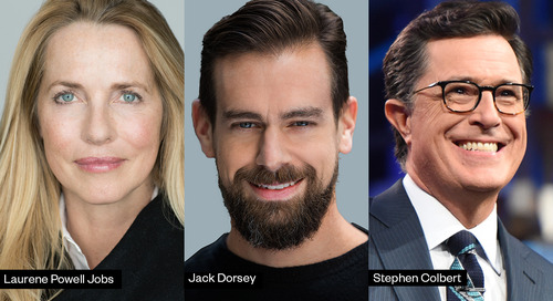 Laurene Powell Jobs, Jack Dorsey, Stephen Colbert & More Join SXSW 2020