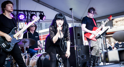 Beth B Discusses Her Retrospective on Lydia Lunch – SXSW Filmmaker In Focus