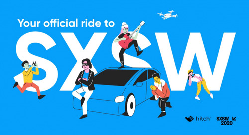 Plan Your Travels to SXSW 2020 with Hitch