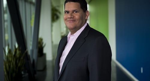 Reggie Fils-Aimé: Helping Innovators Reach the Next Level