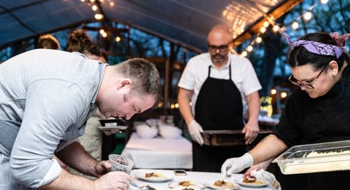 Reserve Your Seat: James Beard Dinners with Riverence, Dairy MAX, and More