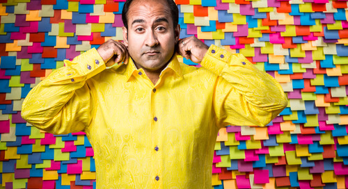Rohit Bhargava: Looking Out For The Non-Obvious