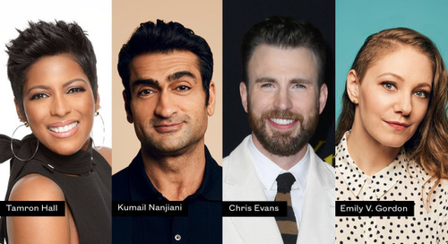Tamron Hall, Kumail Nanjiani, Chris Evans, Emily V. Gordon & More Join SXSW 2020