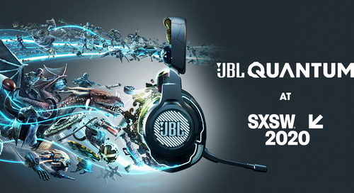 Game On! with JBL QUANTUM at SXSW 2020