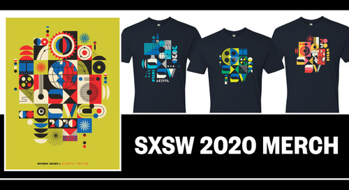 Shop Official SXSW 2020 Merch: Hats, Posters, Mattson Creative Collection & More