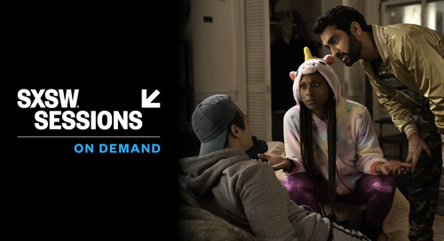The Lovebirds Q&A with Issa Rae and Kumail Nanjiani – SXSW Sessions On Demand Video