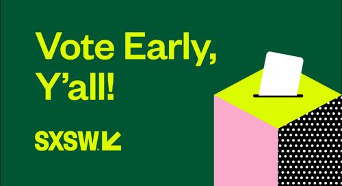 Vote Y'all: 2020 Election Voter Checklist